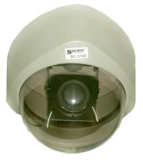 CAMERA DOME MÀU SECAM SC-3150