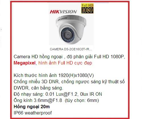 hikvision camera_DS-2CE56D0T-IRP (HD-TVI...