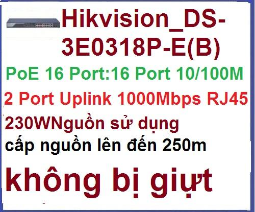 Thay thế tận nơi free_Hikvision Switch...