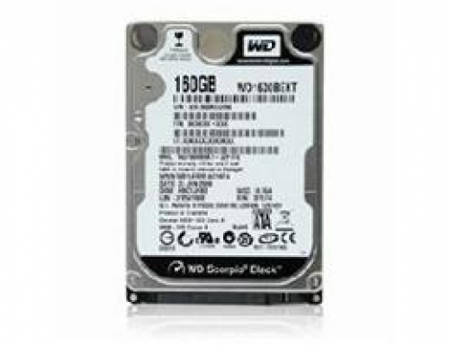 Hdd Western 160Gb Sata
