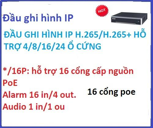 Hikvision_DS-7716NI-K4/16P (16 cổng...