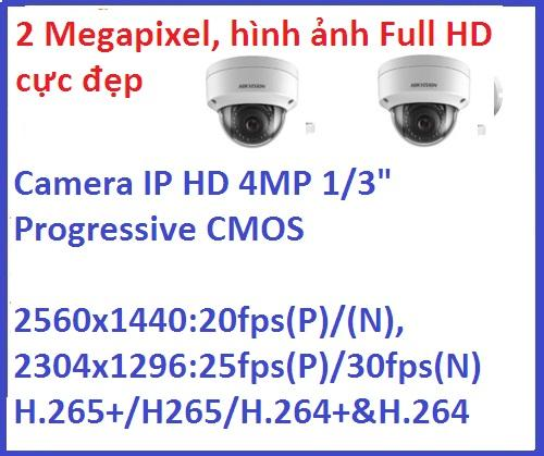 Hikvision_Camera ip_DS-2CD1143G0-I (4MP,...
