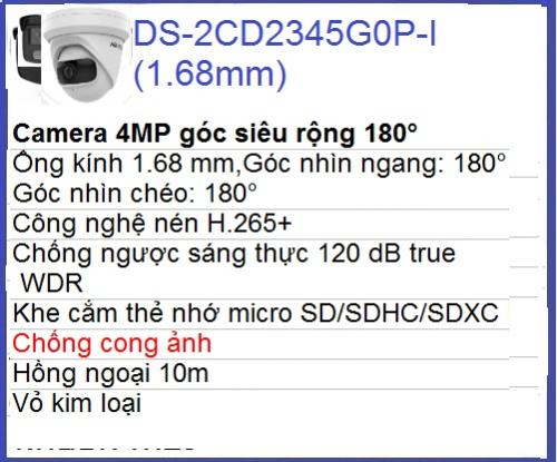Hikvision_Camera ip_DS-2CD2345G0P-I (1.68mm)...