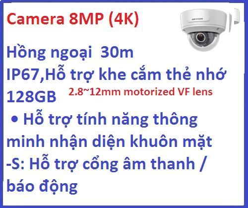 Hikvision_Camera ip_DS-2CD2743G0-IZS (H265+,...