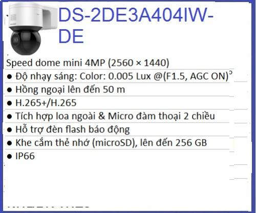 Hikvision_Camera ip PTZ_DS-2DE3A404IW-DE...