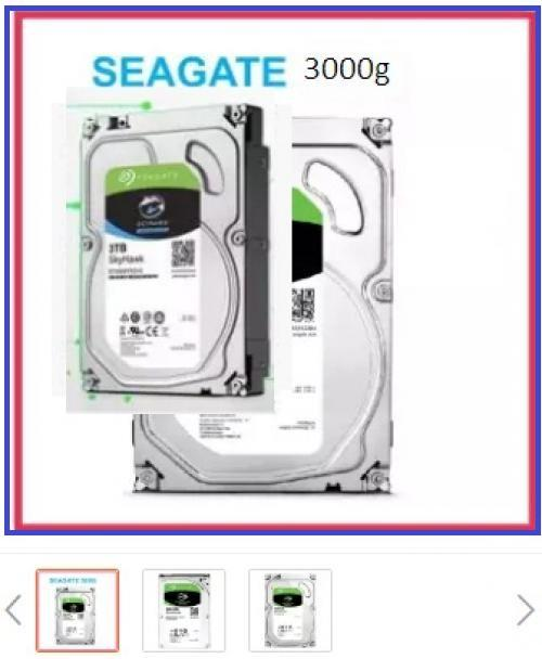 ổ cứng HDD Seagate 3000G (3TB)