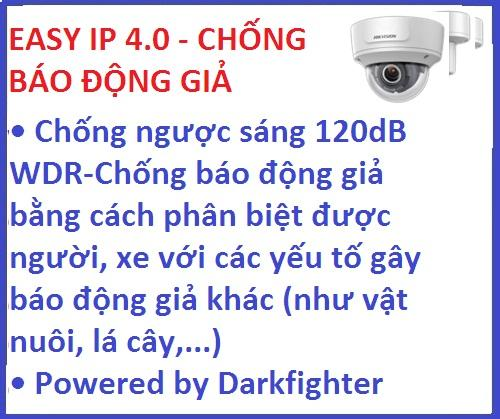 Hikvision_Camera ip_DS-2CD2126G1-I Chống...