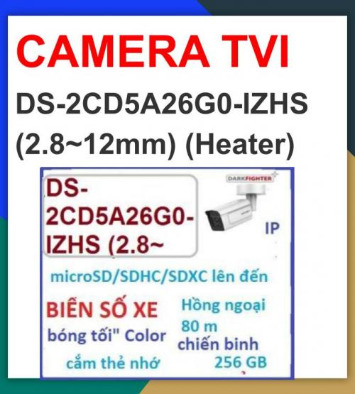 Hikvision camera ip_DS-2CD5A26G0-IZHS...
