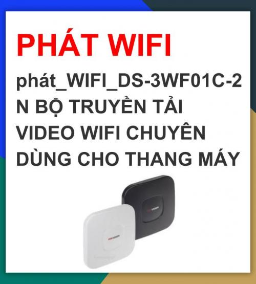 hikvision_WIFI_DS-3WF01C-2N BỘ TRUYỀN...