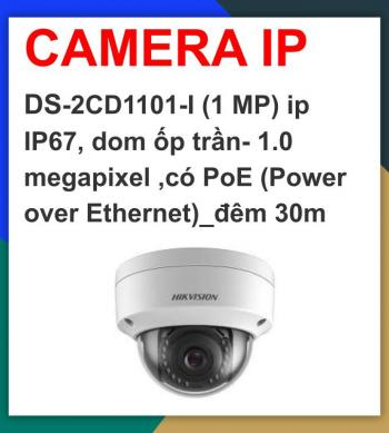 Hikvision camera ip_ DS-2CD1101-I (1 MP) ip ...