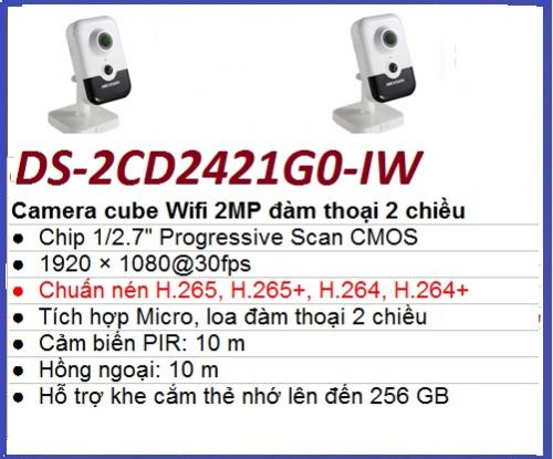 Hikvision_Camera ip_DS-2CD2421G0-IW ip_bảo...